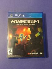 Minecraft PlayStation 4 Edition for PS4 NEW