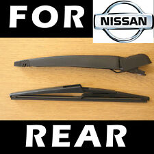 Rear Wiper Arm and Blade for NISSAN Qashqai 2006-2013 30cm