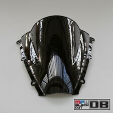 Double Bubble Racing Windscreen Screen Black Honda CBR 600 RR 03-04