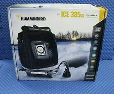 Humminbird Ice 385ci Fishfinder Combo #407880