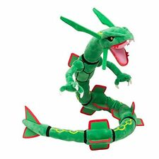 NEW-Pokemon Center XY Japan Rayquaza Stuffed Plush Doll 31`-HOT
