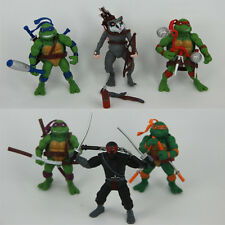 12cm 6 Pcs/Set Teenage Mutant Ninja Turtles Figure Collection Toys Kids Gift UK