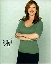 PERI GILPIN hand-signed BEAUTIFUL 8x10 CLOSEUP uacc rd coa MAKE IT OR BREAK IT
