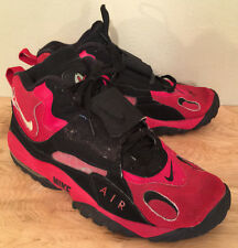 Nike Air Max Speed Turf Cross Training Size 12 525225-680 Red Black SF 49ers