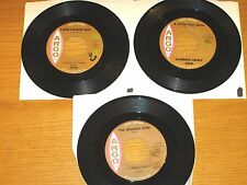 LOT of 4 SOUL 45 RPMs - CLARENCE HENRY - ARGO 5378 5388 5408 & 5426