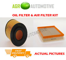 DIESEL SERVICE KIT OIL AIR FILTER FOR OPEL ASTRA 1.7 80 BHP 2003-05