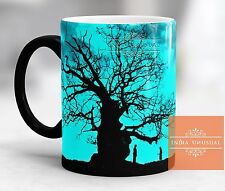 HARRY POTTER SNAPE LILY ALWAYS MAGIC COLOR CHANGING COFFEE MUG CUP CHRISTMAS