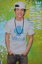 AUSTIN MAHONE - A3 Poster (ca. 42 x 28 cm) - Clippings Fan Sammlung NEU