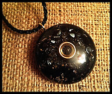 Powerful EMF Blocker Orgone/Orgonite Pendant