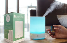 LED Essential Oils Aroma Diffuser YOR Health Bliss Bare Oils Ultrasonic Atomizer