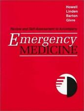 Review and Self-Assessment to Accompany Emergency Medicine by Judith Linden, She