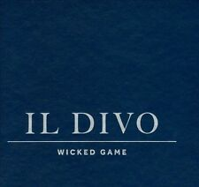 Wicked Game [Gift Edition] by Il Divo (DVD, Nov-2011, 2 Discs, Sony Music)