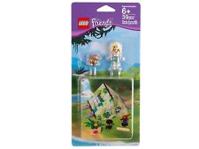 LEGO Friends Jungle Accessory Summer Camping Tent Set 850967 New
