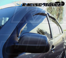 Window Visors Rain Guard Mitsubishi Lancer 2007 2008 2009 2010-2015 DE ES 4 Door