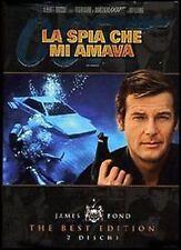 Agente 007 La spia che mi amava (1977) DVD Doppio Nuovo Roger Moore Fleming Bond