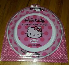Sanrio Hello Kitty Car Steering Wheel Cover size small NEW