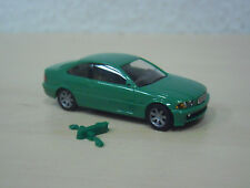 Herpa - BMW 3er Coupé (E46) - grün - Adventskalender 2005 - 1:87