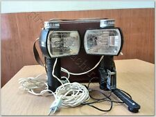 "Photo Studio ""Luch-M"" USSR Double Flash w/ Light-Synchronizer professional level"