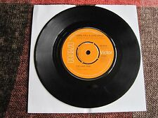 "DARYL HALL & JOHN OATES - THE LAST TIME - 7"" 45 rpm vinyl record"