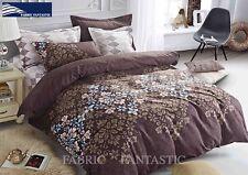M248 Queen Size Bed Duvet/Doona/Quilt Cover Set New