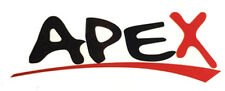 Apex Pro Scooters APEX Sticker Black/Red