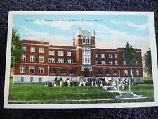 1920's Dorm for Women, State Normal School in Florence, Al Alabama PC