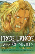Free Lance and the Lake of Skulls by Paul Stewart (Hardback, 2004)