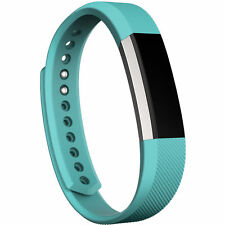 FITBIT Alta Activity Tracker Teal Sleep Quality Interchangeable Band Small NEW