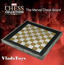 Eaglemoss Marvel Chessboard, Marvel Chess Collections, No Chess pieces, New!