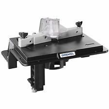 Dremel 231 shaper Routeur Table pour DREMEL HAUTE VITESSE rotary power tools