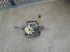 JOHN DEERE lx176,178,188  LAWN& GARDEN TRACTOR  hydo rearend
