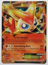 Victini ex - 24/113 BW Legendary Treasures - Ultra Rare Pokemon Card