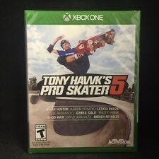 Tony Hawk Pro Skater 5 (Xbox One) Brand New /Region Free