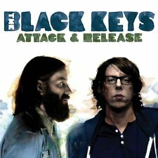THE BLACK KEYS Attack and Release VINYL LP/CD,  NEW/SEALED