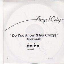 (EE415) Angel City, Do You Know (I Go Crazy) - DJ CD