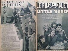 """LE FILM COMPLET 1935 N 1672 - """" LITTLE WOMEN """"avec KATHERINE HEPBURN 1ére partie"""
