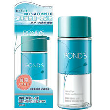 [POND'S] Clear Face Deep Cleansing Lip & Eye Makeup Remover 120ml KOREA NEW