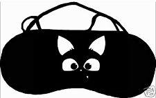 Masque de sommeil cache yeux anti lumière fatigue chat personnalisable REF 29