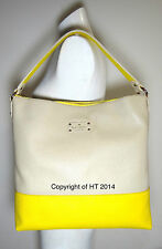kate spade new york Grayson Grove Court Pebbled Colorblock Leather shoulder bag