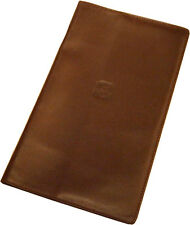 Patek Philippe Leather Wallet Bifold Document Diary Holder