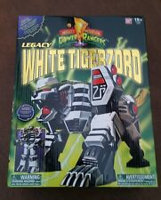 NEW Mighty Morphin Power Rangers White Tigerzord Legacy