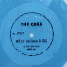 Disque souple Flexi THE CARS Shake it up OCASEK VINYL001