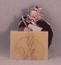 Disney Pin Disney Catalog Villain Boxed Pins 101 Dalmatians Cruella de Vil