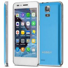 XGODY Unlocked 2SIM Smartphone 4Core T-Mobile 3G Android 4.5'' Cell Phone AT&T