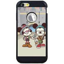 Apple iPod Touch 5/6 5th/6th Gen. Hybrid Case Cover Disney Mickey Mouse Minnie C