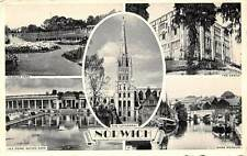England Norwich The Cathedral Wensum Park Castle Lily Pond Eaton Park River 1958
