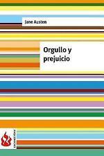 Ediciones Fénix: Orgullo y Prejuicio : (low Cost). Edición Limitada by Jane...