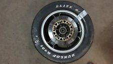 1985 Kawasaki ZL900 Eliminator ZL 900 K407. rear wheel rim 15in