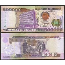 MOZAMBIQUE  500.000 500000 Meticais 2003 UNC P 142