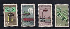 DDR - Briefmarken - 1985 - Mi. Nr. 2968-2971 - Postfrisch